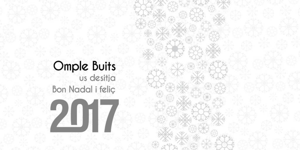 Bon nadal 2017